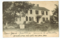 Isaac Davis Birth House (Front) Postcard.tiff