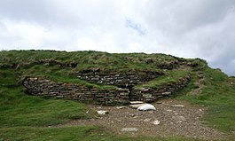 Isbister Chambered Cairn.