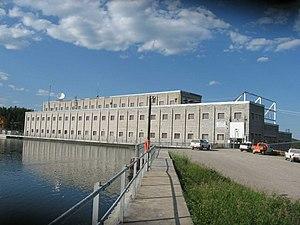 SaskPower - Island Falls Hydroelectric Station