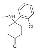 Isoketamine structure.png