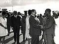 Ispraćaj predsednika Tita, na kraju posete Tanzaniji.jpg