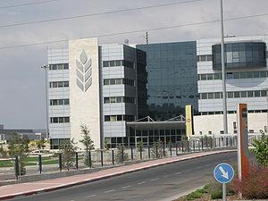 Osem (company) - Osem factory, Modi'in