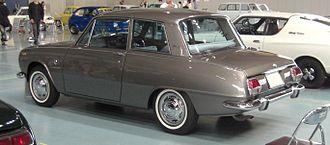 Isuzu Bellett - Bellett 1500 two-door sedan