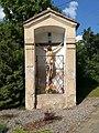 Ivančice, Kounické Předměstí - výklenková kaplička U Pána Krista obr01.jpg