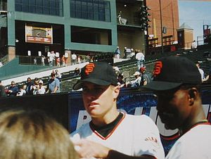 J. T. Snow - Snow with the San Francisco Giants