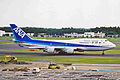 JA403A B747-481 ANA All Nippon NRT 09JUL01 (6896202306).jpg