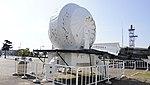 JASDF Nike-J missile tracking radar at Hamamatsu Air Base Publication Center November 24, 2014 04.jpg