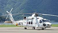 JMSDF SH-60K(8412) at Maizuru Air Station July 16, 2016.jpg