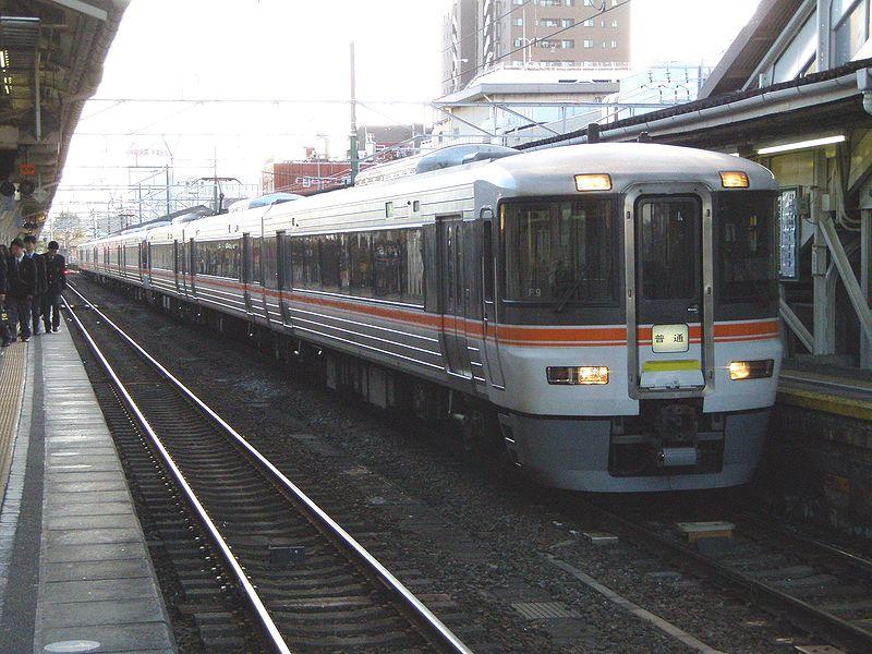静岡 - 東京の321M