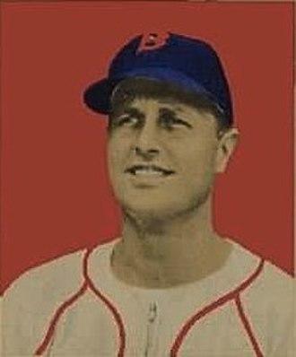 Jack Kramer (baseball) - Kramer's 1949 Bowman Gum baseball card