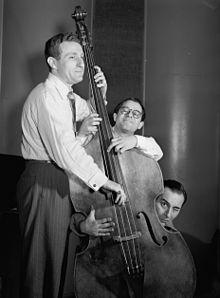 Jack Lesberg, Max Kaminsky, Peanuts Hucko (Gottlieb 05581).jpg