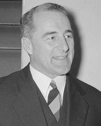 Leader of the New Zealand National Party - Image: Jack Marshall, 1957