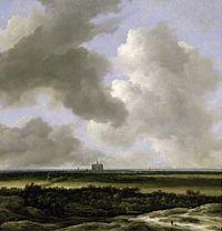 Jacob van Ruisdael - Panoramic View of Haarlem.jpg