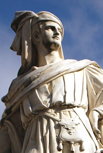 Jacques Cœur - Statue of Jacques Cœur in Bourges