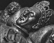 Jagiełło sarcophagus figure