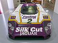 Jaguar XJR-9 LM front Heritage Motor Centre, Gaydon.jpg