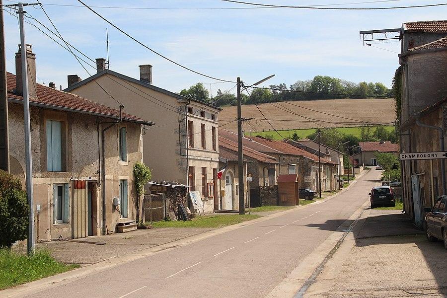 Jakobsweg by Niederkasseler   France - Vaucouleurs Sepvigny