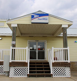 Jamaica Beach, Texas - West Galveston Island Contract Post Office in Jamaica Beach