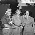 Jamboree 1963 te Marathon Griekenland Lady Baden Powell, Bestanddeelnr 915-4411.jpg