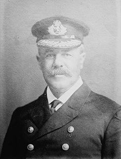 James Clayton Barr British sailor
