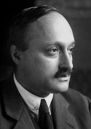 James Franck - Image: James Franck 1925