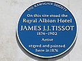 James J.J. Tissot Blue Plaque - geograph.org.uk - 2425077.jpg
