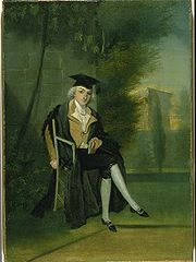 A portrait of Smithson at the University of Oxford c.1786 by an unknown artist, which now hangs in the National Portrait Gallery of the Smithsonian Institution.