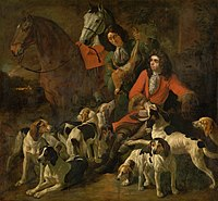 Jan Baptist Boel (II), Theodoor Boeyermans - Return from the hunt.jpg