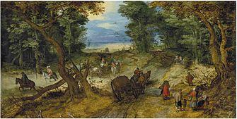 Peasants And Travelers Dr Bag Lock