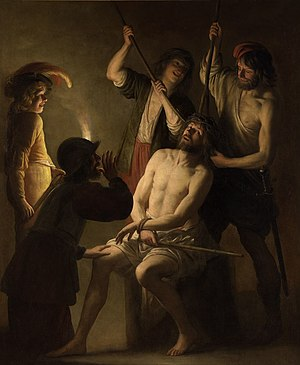 Jan Janssens - The Crowning with Thorns