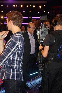 Jan Scherman Swedish journalist