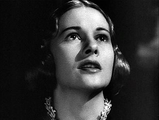 Joan Fontaine as Jane Eyre