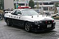 Japanese NISSAN SkylineR34 GTR police car.jpg