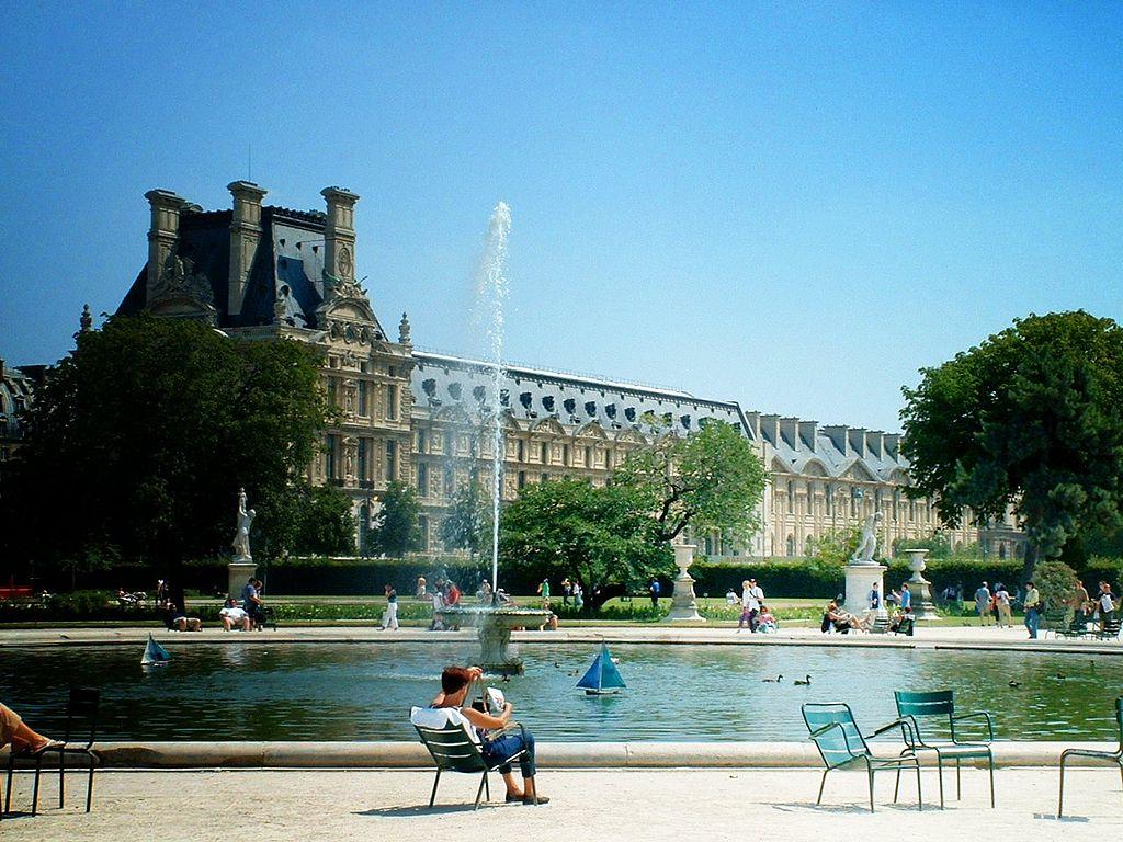 File jardin des tuileries paris july 2002 - Terrasse des feuillants jardin des tuileries ...
