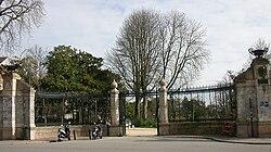 Jardin des plantes de Nantes — Wikipédia