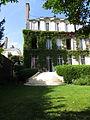 Jardin l'hôtel particulier Henry-Louis Walbaum-Heidsieck Reims 03.JPG