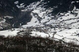 Jarsy Commune in Auvergne-Rhône-Alpes, France
