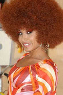 Afro - Simple English Wikipedia, the free encyclopedia