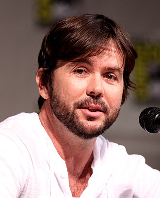 Jason Gann - Jason Gann at Comic-Con International, July 2011