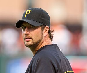 Jason Grilli - Grilli with the Pittsburgh Pirates