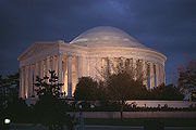 Jefferson Memorial at dusk.jpg