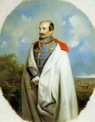 Battle of Hegyes - Image: Jelačić (Josip) General