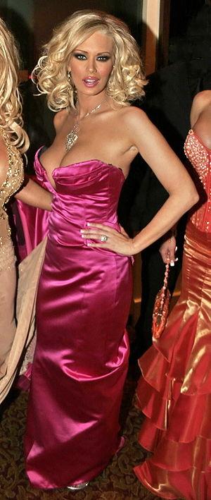 Jenna Jameson vor den AVN Awards 2006, Venetia...