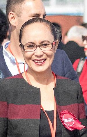 Jenny Salesa - Salesa in 2016