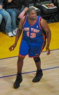 Jerome James American basketball player