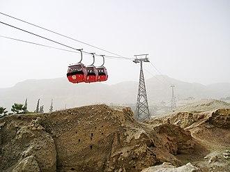 Jericho - Jericho cable car