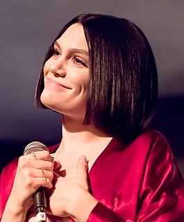 Jessie J English singer and songwriter