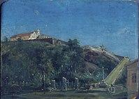 Jesus, Benedito Calixto de - Convento de Itanhaém, 1884.jpg