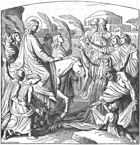File:Jesus entering Jerusalem.jpg