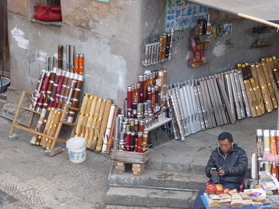 Jianshui - old city - P1370481